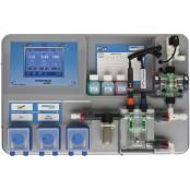 Система дозирования OSF WaterFriend MRD-3 Cl,pH и Rx, 2 насоса