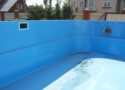 Строительство бассейнов в Можайске