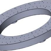 Кольцо аэромассажное (плитка)