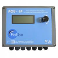 Пульт автоматического управления фильтрацией и нагревом воды плавательного бассейна «PoolStyle PCU-1P»