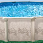 Сборный бассейн Гибралтар (3,6 х 1,32)