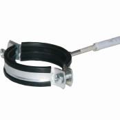 Держатель труб д. 110 металлический