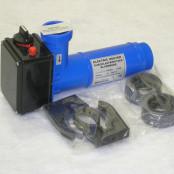 Электронагреватель пласт. корпус с датчиком потока 3 кВт