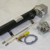 Электронагреватель из нерж. стали с датчиком потока 12 кВт