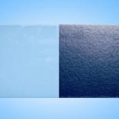 Плитка глазурованная светло-голубая