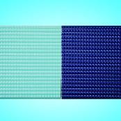 Плитка рельефная светло-голубая