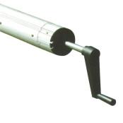 Штанга для ролика телескопическая ст. 2,5 - 4,5 м
